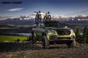 Mercedes-Benz X-Class Exy EXTREME+ by Carlex Design 2019 года