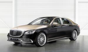 2019 Mercedes-Maybach S560 by Hofele Design