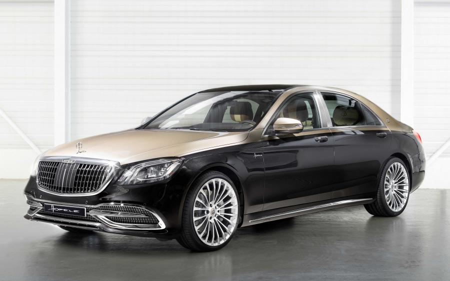 Mercedes-Maybach S560 by Hofele Design (X222) '2019