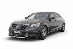 Mercedes-Maybach S650 900 by Brabus 2019 года