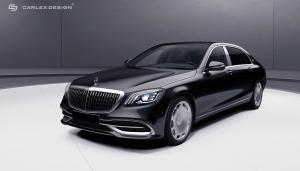 2019 Mercedes-Maybach S650 Aurum Edition by Carlex Design