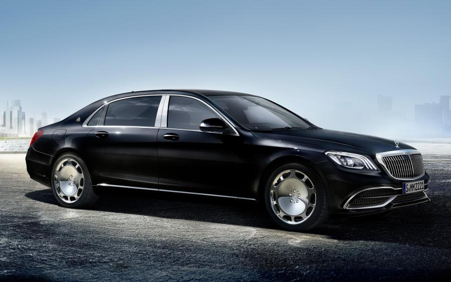 Mercedes-Maybach S650 Guard (X222) (WW) '2019