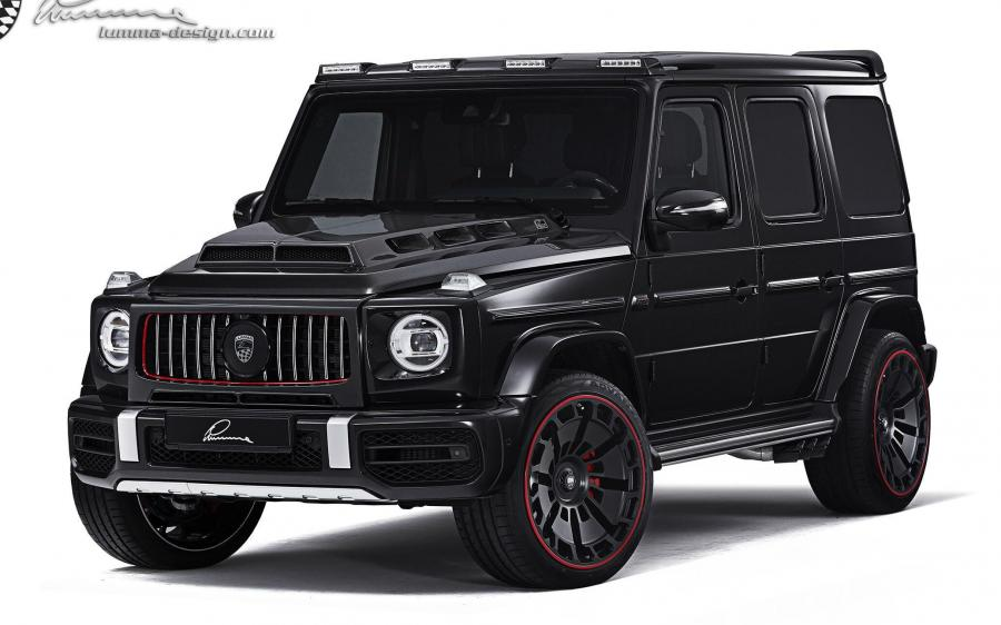 2019 Mercedes-AMG G63 CLR G770 by Lumma Design