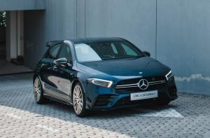 2020 Mercedes-AMG A35 4Matic Edition 1
