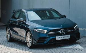 Mercedes-AMG A35 4Matic Edition 1 2020 года