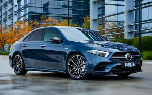 Mercedes-AMG A35 4Matic Sedan 2020 года