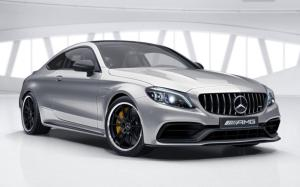 Mercedes-AMG C63 S Coupe Aero Edition 63 2020 года