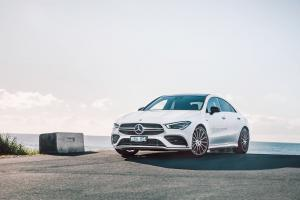 Mercedes-AMG CLA35 4Matic 2020 года
