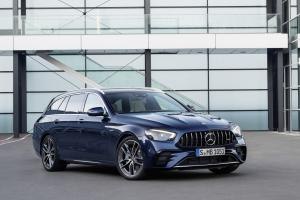 2020 Mercedes-AMG E53 4Matic+ Estate