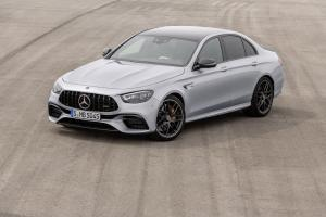 2020 Mercedes-AMG E63 S 4Matic+