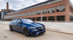 2020 Mercedes-AMG E63 S Estate