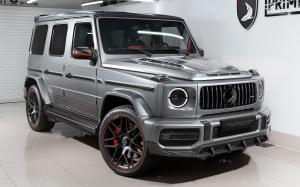 Mercedes-AMG G63 Edition One Light Package by TopCar 2020 года