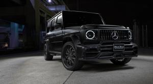 Mercedes-AMG G63 Sports Line Black Bison Edition by Wald 2020 года
