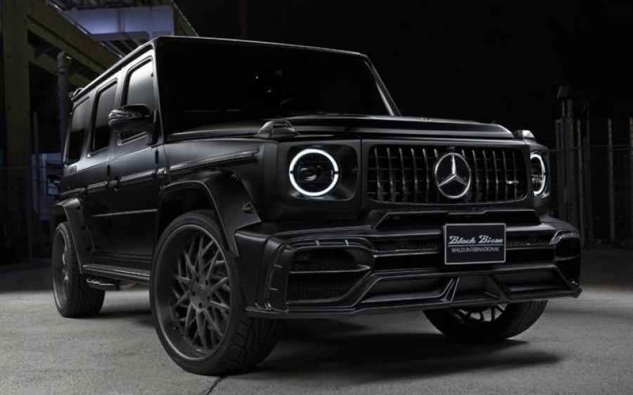 2020 Mercedes-AMG G63 Sports Line Black Bison Edition by Wald