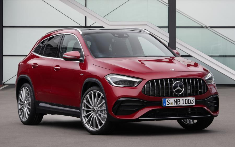 2020 Mercedes-AMG GLA35 4Matic (WW)