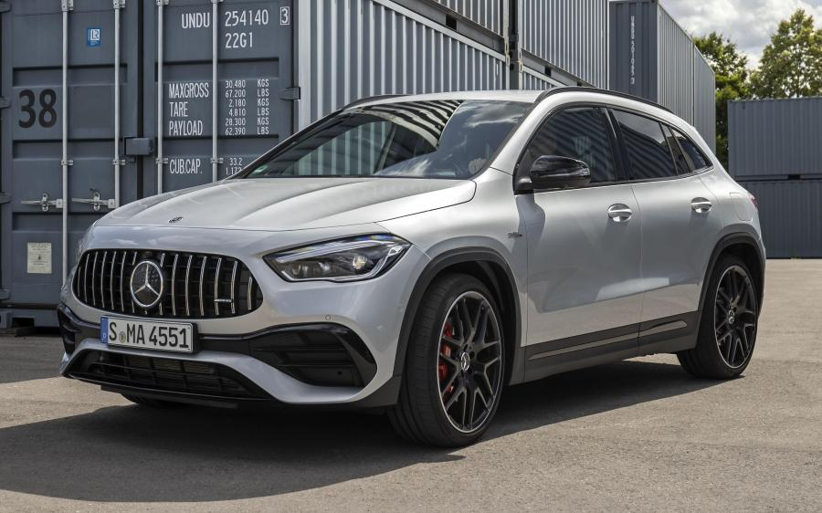 2020 Mercedes-AMG GLA45 S 4Matic+ (WW)