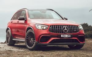 Mercedes-AMG GLC63 S 4Matic+ 2020 года (AU)