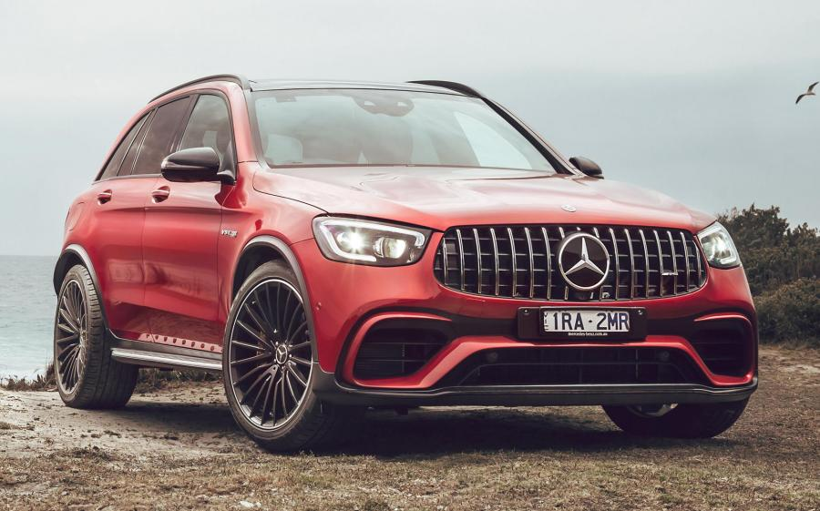 Mercedes-AMG GLC63 S 4Matic+ (X253) (AU) '2020