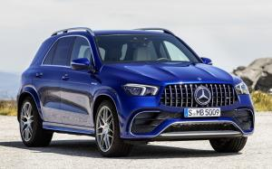 Mercedes-AMG GLE63 S 4Matic+ 2020 года (WW)
