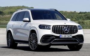 Mercedes-AMG GLS63 4Matic+ 2020 года (WW)