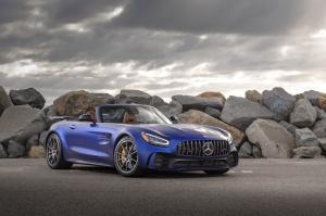 Mercedes-AMG GT R Roadster 2020 года