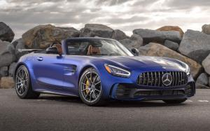Mercedes-AMG GT R Roadster 2020 года (NA)