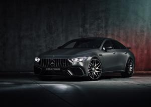 Mercedes-AMG GT63 S 4Matic+ 4-Door Coupe Project Cummander by Wheelsandmore 2020 года