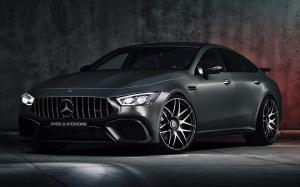 2020 Mercedes-AMG GT63 S 4Matic+ 4-Door Coupe Project Cummander by Wheelsandmore