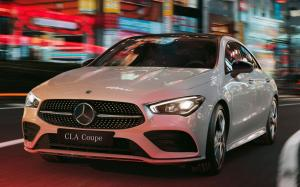 Mercedes-Benz CLA260 4Matic AMG Line 2020 года (CN)
