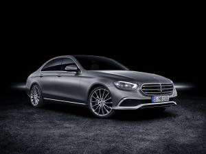 2020 Mercedes-Benz E-Class Exclusive Line
