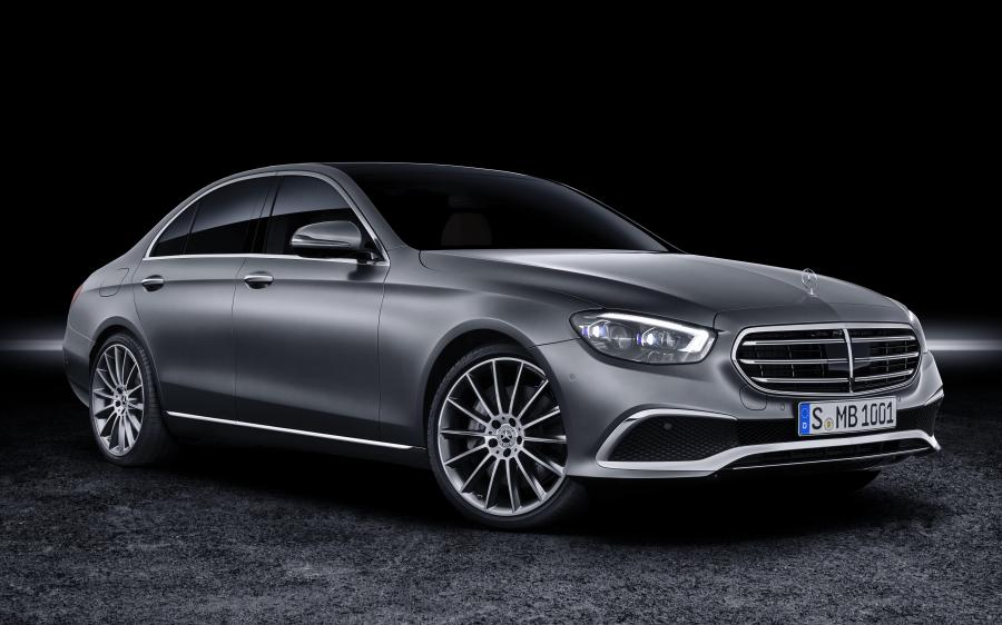 Mercedes-Benz E-Class Exclusive Line (W213) (WW) '2020