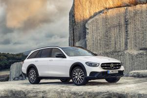 Mercedes-Benz E350 d 4Matic All-Terrain 2020 года
