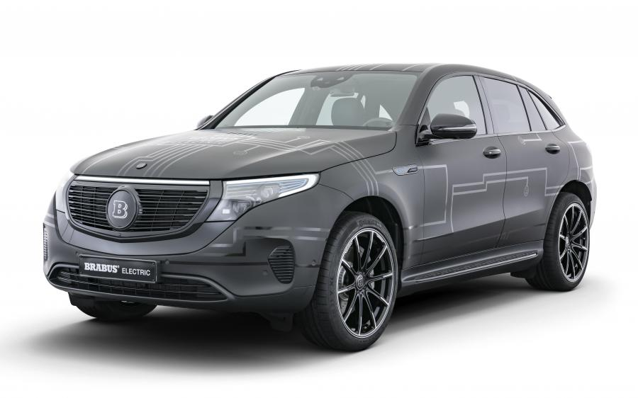 Mercedes-Benz EQC400 4Matic by Brabus (N293) '2020