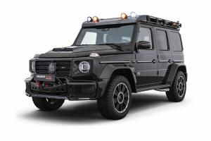 Mercedes-Benz G-Class 550 Adventure by Brabus 2020 года