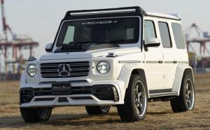 Mercedes-Benz G-Class Sports Line Black Bison Edition by Wald