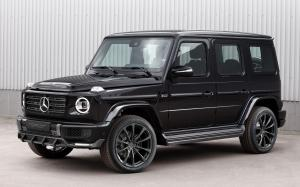 Mercedes-Benz G350 d Light Package by TopCar