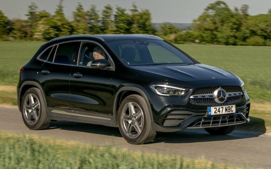 Mercedes-Benz GLA220 d 4Matic AMG Line (H247) (UK) '2020