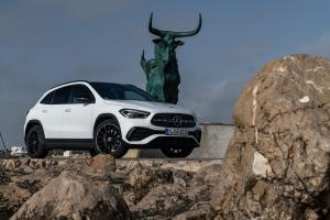 2020 Mercedes-Benz GLA250 4Matic AMG Line