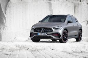 2020 Mercedes-Benz GLA250 4Matic AMG Line Edition 1