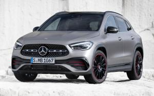 Mercedes-Benz GLA250 4Matic AMG Line Edition 1 (H247) (WW) '2020