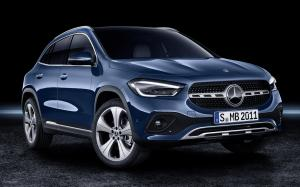 Mercedes-Benz GLA250 4Matic Progressive Line Edition 1 (H247) '2020