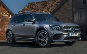 Mercedes-Benz GLB220 d 4Matic AMG Line (X247) (UK) '2020