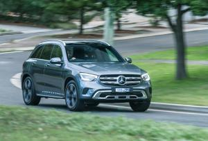 2020 Mercedes-Benz GLC300 e 4Matic