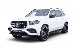 2020 Mercedes-Benz GLS400 d 4Matic D40 by Brabus