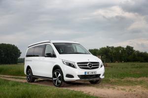 2020 Mercedes-Benz V250 d VP Gravity Glamper by Hartmann