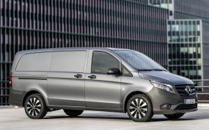 Mercedes-Benz Vito Panel Van 2020 года (WW)