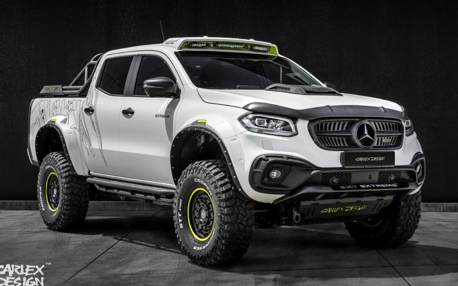 Mercedes-Benz X-Class Exy EXTREME+ by Carlex Design '2020