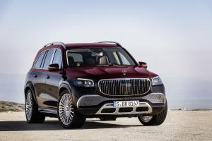 2020 Mercedes-Maybach GLS600 4Matic