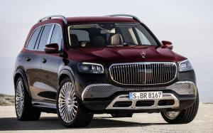 Mercedes-Maybach GLS600 4Matic 2020 года (WW)