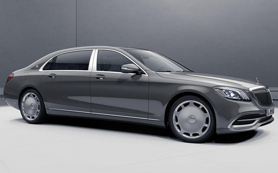 Mercedes-Maybach S560 4Matic Grand Edition (X222) '2020